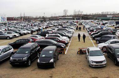 Названы 5 самых популярных автомобилей Украины в марте