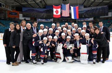 Сборная США стала чемпионом мира по хоккею