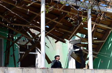 В Нагорном Карабахе гибнут мирные жители