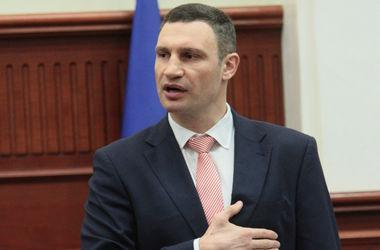 Мэр Киева Кличко за год заработал в Украине всего 1878 грн