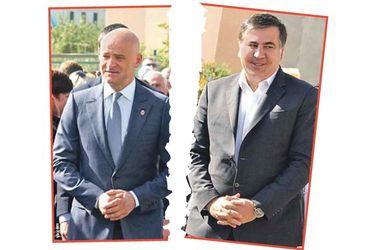 Саакашвили против Труханова: чем Одессе угрожает конфликт властей