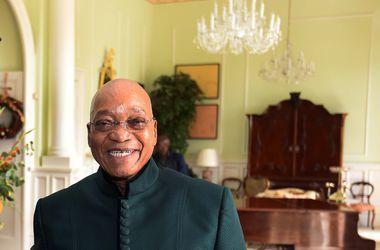 Парламент ЮАР не поддержал импичмент президента