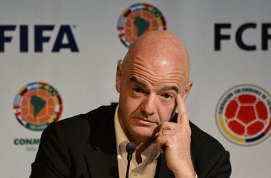 """Президент ФИФА вынужден оправдываться из-за """"панамских документов"""""""