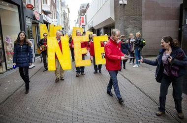 Как в Нидерландах агитируют против ассоциации с Украиной