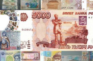 Девальвация в СНГ: рубль укрепился, а гривня продолжила обвал