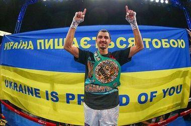 С украинским боксером Виктором Постолом хочет драться россиянин Трояновский