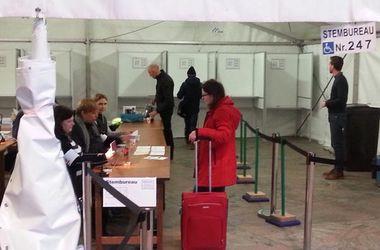 Референдум в Нидерландах об ассоциации Украины с ЕС: известны первые результаты экзит-полов