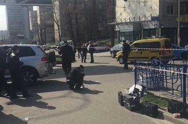 Подробности расстрела мужчины в Киеве: предприниматель умер от ранения в грудь