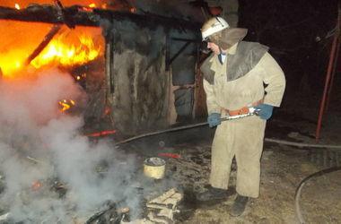 В Харьковской области две женщины стали жертвами огня