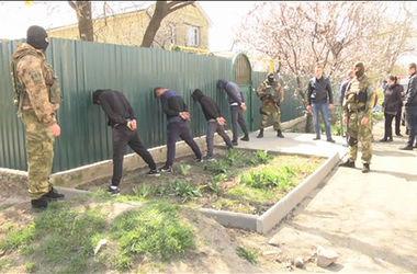 В Одессе задержали банду опасных грабителей