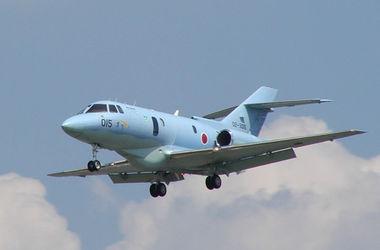В Японии пропал военный самолет с экипажем