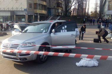 Подробности расстрела мужчины в центре Киева: директора спортклуба застрелили семью пулями