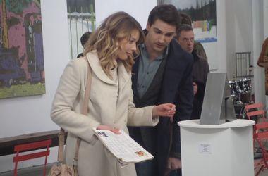 Как снимают кино в Украине: Любовь играют настоящие влюбленные, а вот вместо мороженого используют творог