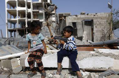 В Сирии дети подорвались на оставленной боевиками мине