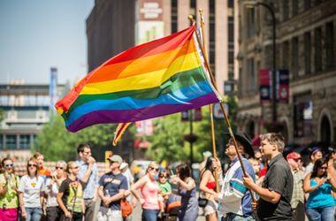 В Москве за проведение флешмоба задержали ЛГБТ-активистов