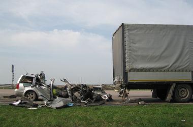 В Ровенской области произошло жуткое ДТП: погибли 2 человека