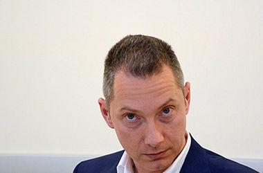Ложкин отказался от должности первого вице-премьера - Геращенко