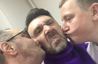 <p>Сергей любит эпатировать публику. Фото:instagram.com/shnurovs</p>