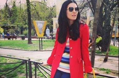 Маша Ефросинина похвасталась идеальным платьем от украинского дизайнера