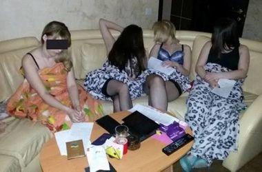 Девушки из Донбасса устроились в бордель для извращенцев в Запорожье