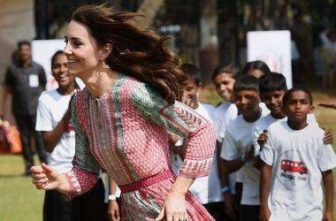 Кейт Миддлтон в платье за 210 долларов прославила индийского дизайнера