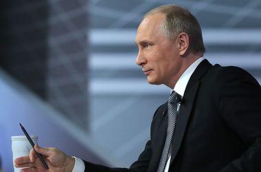 """Путин о Минских соглашениях: """"Чего вы талдычите, что Москва что-то должна исполнить?"""""""