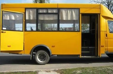 В Луганской области двое 8-летних детей выпали из маршрутки во время движения