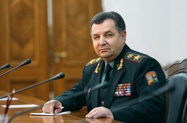 В марте глава Минобороны заработал почти 30 тысяч грн