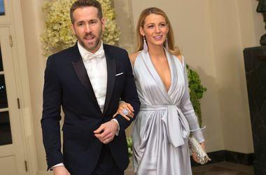 Актеры Блейк Лайвли и Райан Рейнольдс ждут второго ребенка