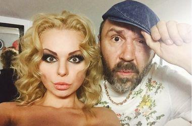 <p>Вокс и Шнуров. Фото:instagram.com/alisavox</p>