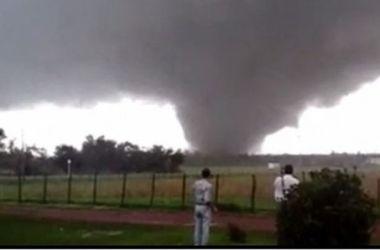 По Уругваю пронесся разрушительный торнадо: 4 человека погибли