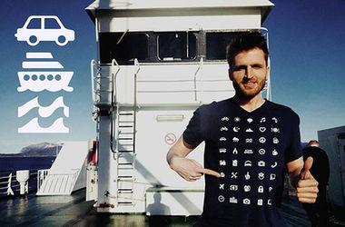 Швейцарцы придумали умную футболку для путешествий