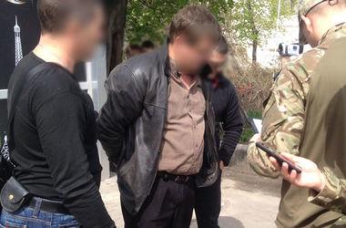 В Харькове военком попался на взятке