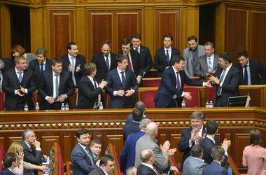 Министры из Кабмина Гройсмана рассказали, чем займутся  на новых должностях