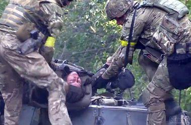 В Широкино погиб украинский военный