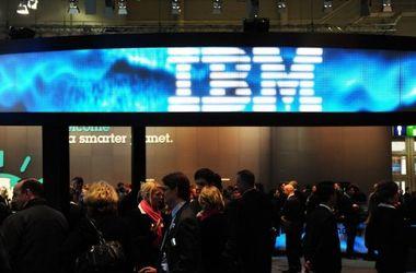"""Доходы IBM упали на 14-летнее """"дно"""""""