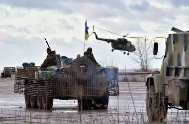 Украинская армия активно вооружается