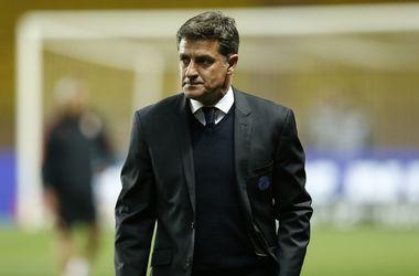"Тренер французского ""Марселя"" отстранен от работы"