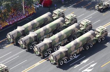 Китай провел испытания баллистической ракеты DF-41, которая за полчаса способна достичь США