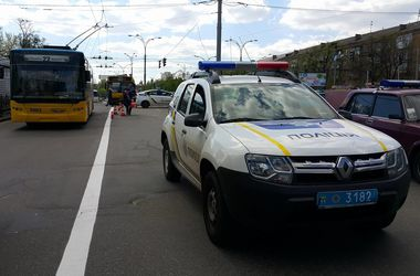 Сбивший женщину в Киеве коп: Мы спешили, и я не заметил пешехода