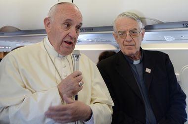 Папа Римский помолился за жертв Чернобыльской катастрофы
