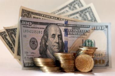 Курс доллара в Украине плавно падает
