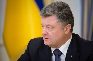 Порошенко рассказал, к чему может привести смягчение санкций против России