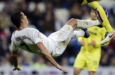 Роналду получил травму, но к матчу Лиги чемпионов будет готов