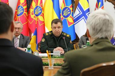 Полторак провел встречу с главой Военного комитета НАТО