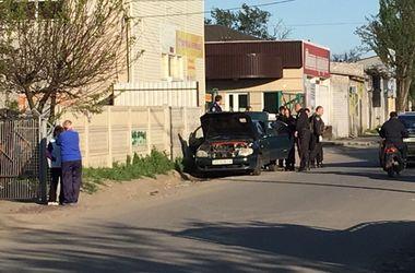 В Херсонской области полиция обезвредила автомобиль со взрывчаткой