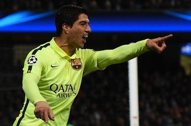 Луис Суарес стал первым игроком в истории чемпионата Испании, забившим 8 голов за два матча