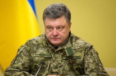 Порошенко рассказал, что дало возможность не объявлять седьмую волну мобилизации