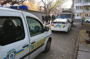 Патрульного, сбившего женщину в Киеве, отправили под домашний арест на два месяца