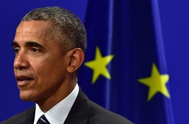 Обама и европейские лидеры назвали условия, при которых снимут санкции с России